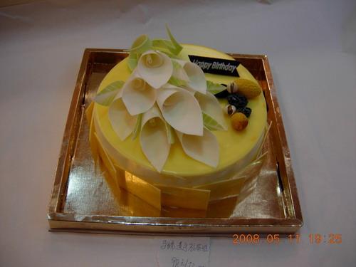 欧洲经典 手稿蛋糕 手稿西点,是当今全球最流 行蛋糕西点,原材料纯