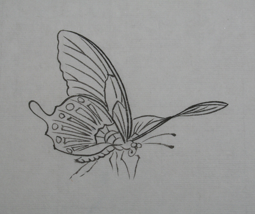 简笔画 手绘 线稿 500_420