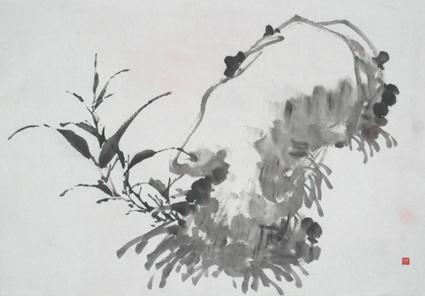 三)--石头的画法