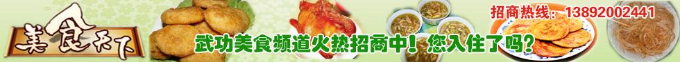 武功在线美食频道欢迎您的入住!