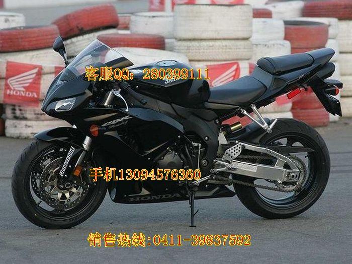 大连龙兴集团摩托车行出售摩托车本田cbr600价格4700元 道高清图片