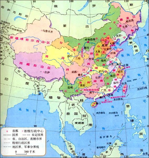 问:不高兴想了,麻烦大家告诉一下答:河北省,山西省,广州省,广西省中国图片