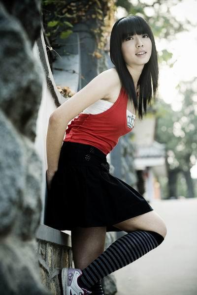 2007中国美少女模特大赛山东赛区十佳模特