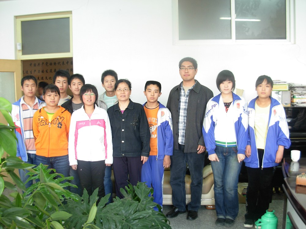 东海县第二中学校花;