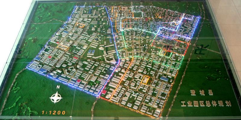 道路景观规划设计   工业园区道路   苏州工业园区市政道路建