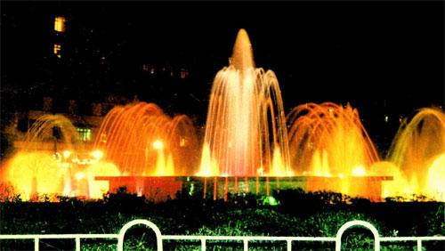 音,程控灯光喷泉设计方案