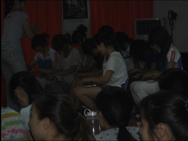 鹤立教育文化传统与管理人员暨鹤立教法培训会