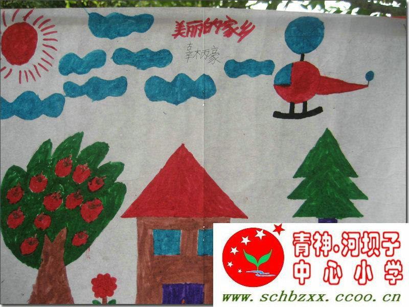 幼儿作品展墙面设计图片大全 双流县黄水幼儿园幼儿作品展