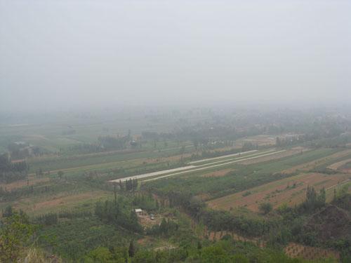 老君庙位于北董乡