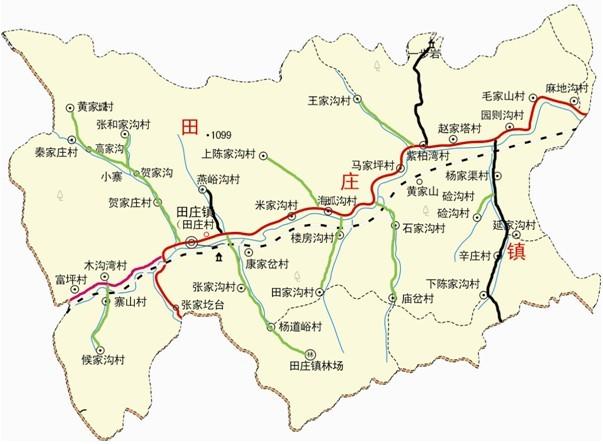 陕西省榆林市绥德县全景纪实d------------0【摄】图片
