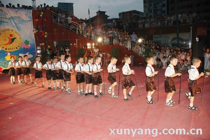 幼儿园手工舞蹈图片