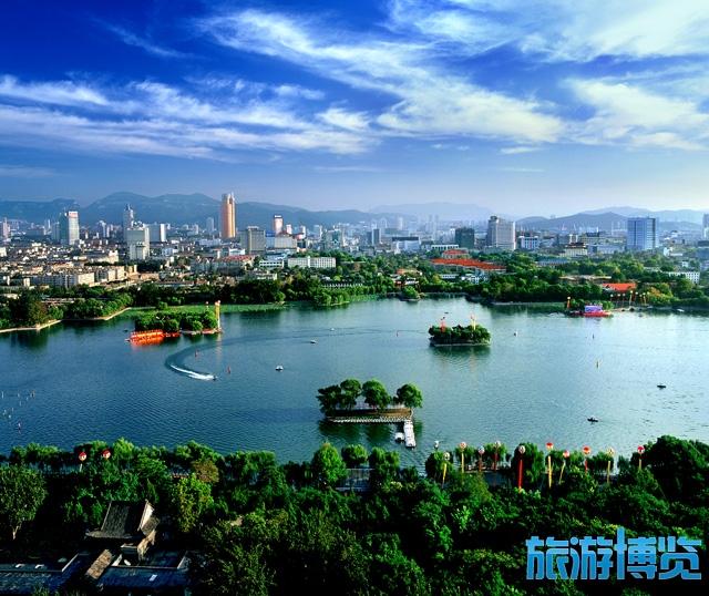 济南大明湖:只为痴情的夏雨荷