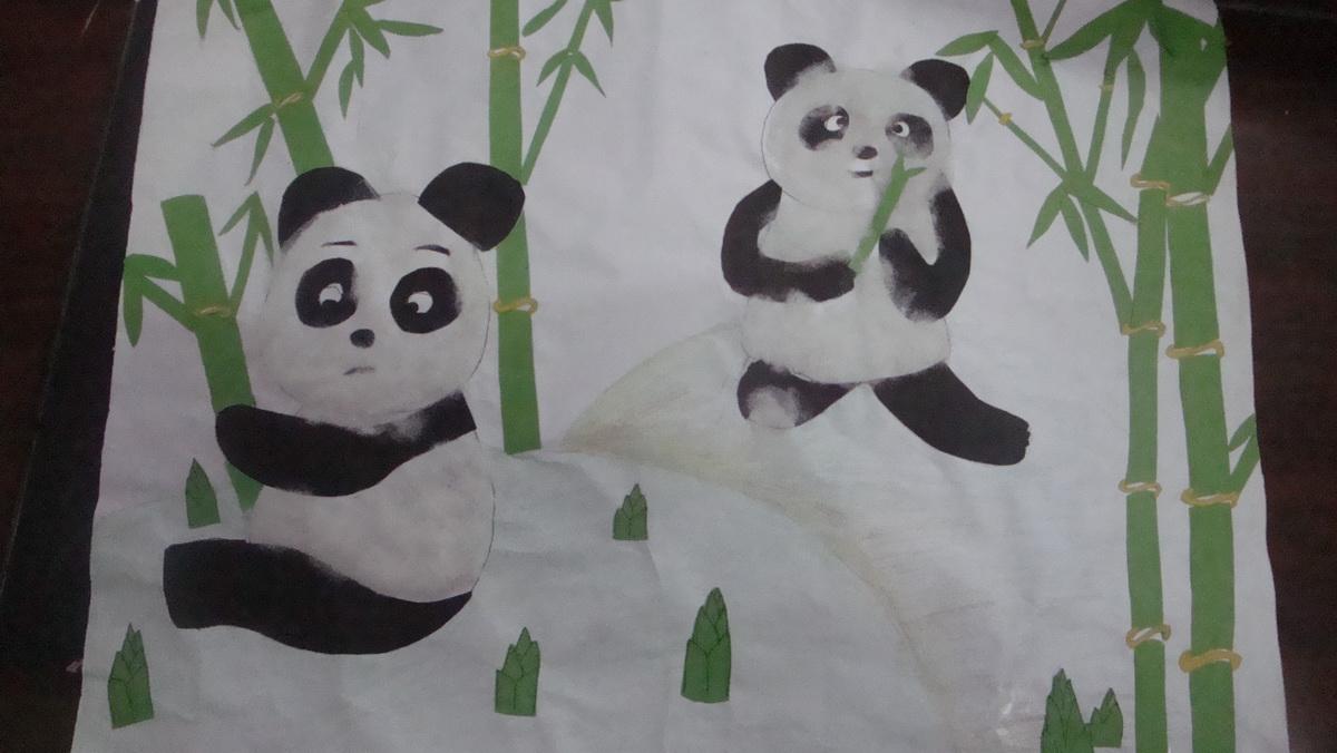 小学生的环保绘画图片精选
