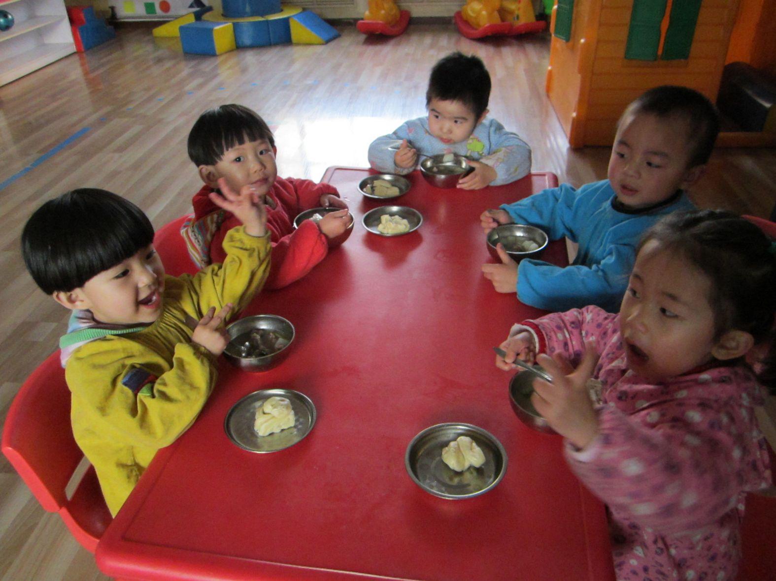 快乐的幼儿园生活