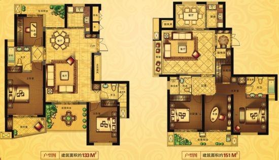 90楼房平面设计图