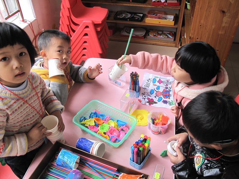 班级动态--资源县机关幼儿园