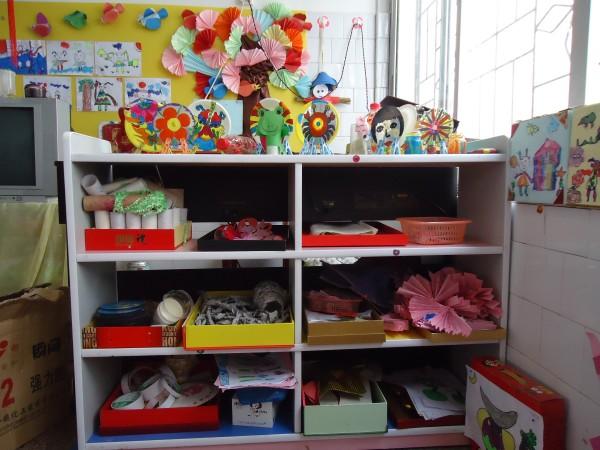 幼儿园材料美工区视频m6小班教程使用佳能图片