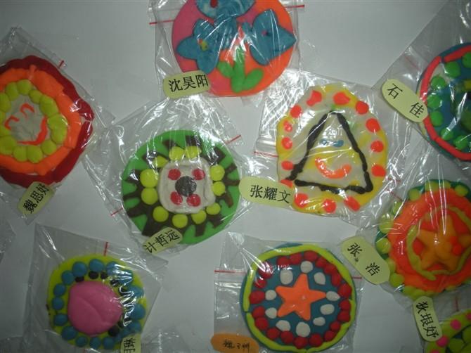 团团圆圆过中秋; 各种造型 颜色鲜艳的月饼!; 亲亲宝贝幼儿园