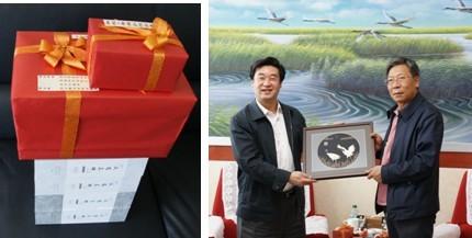 伟、教育局局长武安、副局长刘剑 第二中学、第四中学、林甸一中,图片
