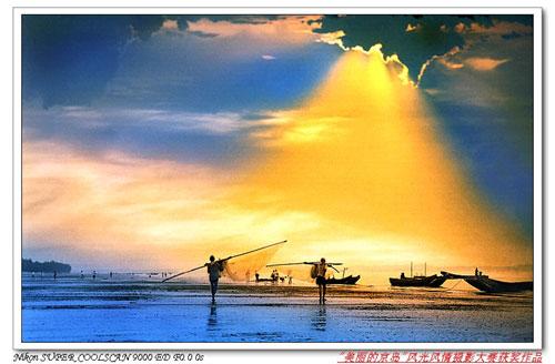 京岛风景名胜区欢迎您——中国唯一的京族风情体验地
