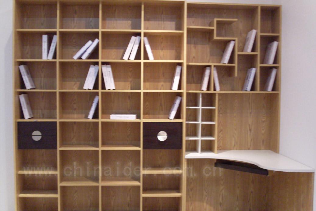 欧式儿童书柜矮柜
